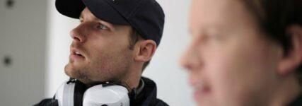 Der Rosenheimer Martin Tomczyk gab sein Debüt im DTM-BMW.