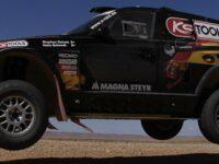 Exklusiv: KS-Tools-Chef Schott spricht über den Start bei seiner 4. Dakar