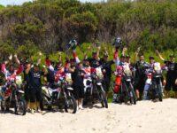 Dakar 2012: Husqvarna Rallye-Team by speedbrain gut vorbereitet