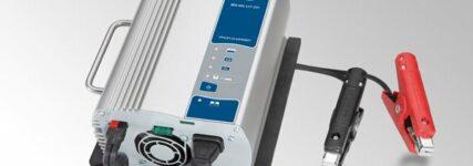 Neu: Batterietester und Batterieladegeräte von Hella