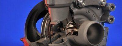 Neueste VTG-Turboladergeneration von Borg-Warner im Dieselmotor von Renault