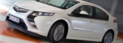 E-Technik von Eberspächer im neuen Opel Ampera