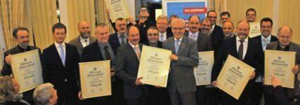 Kreishandwerkerschaft Rhein-Nahe-Hunsrück: Silberne Meisterbriefe überreicht