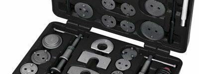 41-teiliger Rückstellsatz für Bremenservice von KS Tools