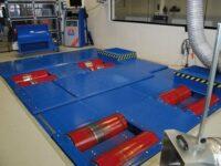 MAHA liefert Equipment an Berufsschule Linz