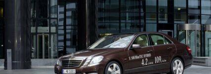 Mercedes-Benz startet Hybrid-Offensive