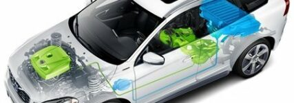 Volvo stellt eigenes Benzin-Plug-in-Hybrid-Modell vor