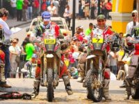 Sechsmal Podium: Blitzsaubere Dakar des Husqvarna Rallye Teams by Speedbrain