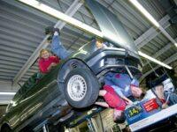 Bosch-Service-Werkstatt Maier gewinnt Fotowettbewerb der Automechanika