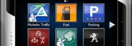 Peugeot-Connect-Apps erstmals im neuen 208