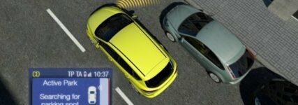 Einparkassistent von Ford mit hoher Nachfrage