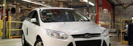 Ford startet Produktion des Ford Focus mit 1,0-Liter-Eco-Boost-Benzinmotor