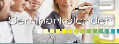 Seminarkalender 2012 von Makra mit Schulungsthemen