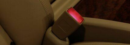 'Aktives Gurtschloss' von Mercedes-Benz soll Sicherheit und Komfort verbessern
