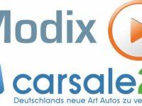 Modix und carsale24 vereinbaren Zusammenarbeit
