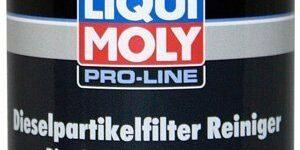 Liqui Moly bringt Reiniger und Spülung für Dieselpartikelfilter auf den Markt