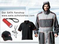 Fanshop von Sata geht online