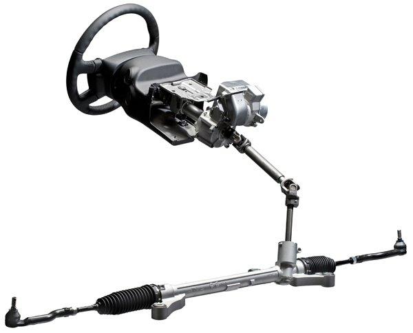 Suzuki Swift Electric Power Steering
