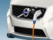 Volvo unterstützt Projekt für die Aufladung von Elektrofahrzeugen