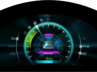 Johnson Controls entwickelt Konzept des 'Multilayer Instrument Cluster'