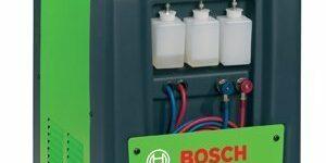 Vollautomatische Klimaservicegeräte von Bosch