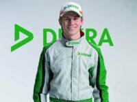 Nico Hülkenberg repräsentiert den 'Dekra-Safety-Check'