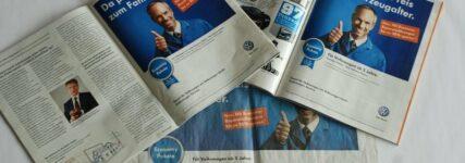 'Economy Pakete': Volkswagen und der GVA zum Thema 'Originalteile'