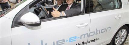 Krafthand-Online im Gespräch: 'Blue-e-Motion'-Elektroantriebe von Volkswagen