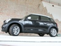 Minis are for boys! Die Crossover-Variante des Mini, der Countryman,  im Test
