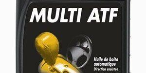Getriebeöl 'Motul Multi ATF' soll Schaltbarkeit und Korrosionsschutz verbessern