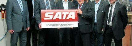 SATA kooperiert bundesweit bei der Weiterbildung in Lackiertechnik