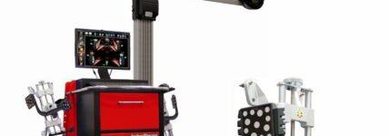 Neues 3D-Achsmessgerät von Snap-on Equipment