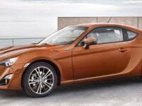 Toyota GT86: Niedriger Schwerpunkt durch Boxermotor