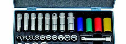 Gedore mit neuem Steckschlüsselsatz für Kfz-Werkstätten