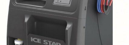 Klimaservicegerät 'Ice Star' mit zwei Evakuierungsmodi