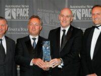 BorgWarner mit 2012er Pace-Award ausgezeichnet