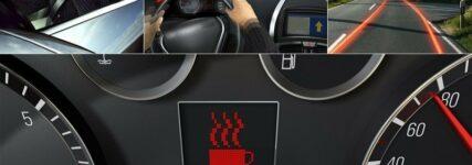Müdigkeitserkennung von Bosch soll Unfälle vermeiden helfen