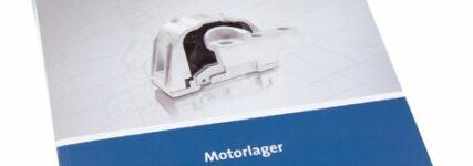 Katalog zur Baugruppe 'Motorlager' von Wulf Gaertner Autoparts