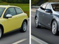 Neue Volvos V40 und C30 mit weniger CO2-Emissionen