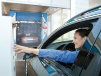 Neues Bediensystem Drive-In Carwash von Washtec