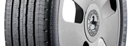 Continental: Reifen 'Conti.eContact' für Elektrofahrzeuge und Hybrid-Pkw