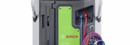 Klimaservicestation 'ACS 9000' von Bosch mit Spülfunktion