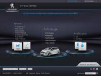 Peugeot relauncht Internetauftritt