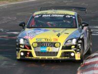 Klassensieg für das Team Pro Handicap beim 24h-Rennen auf dem Nürburgring