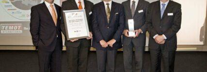 Internationale Auszeichnungen für Schaeffler