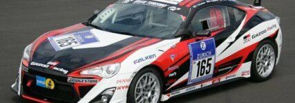 Nürburgring: Toyota startet erstmals mit GT 86