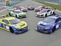 Audi-Motorsport: 3×24 Stunden in zehn Wochen!