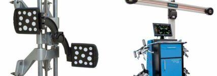 Neues 3D-Achsmessgerät von Snap-on