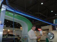 KMWE: Druckluftabgabe ohne Nachziehen des Schlauchs
