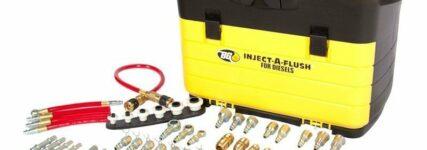 Spülung von BG für Diesel-Injektoren